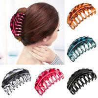 Simple Large Hair Claw Clip Bathroom Updo Decor Headwear Accessories Latest