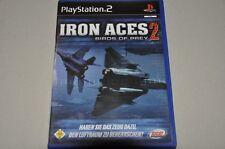 Playstation 2 Spiel - Iron Aces 2 Birds of Prey - Action - komplett Deutsch PS2