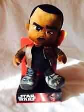 Star Wars Plüschfigur Finn Velboa-Samtplüsch 25cm Joy Toy