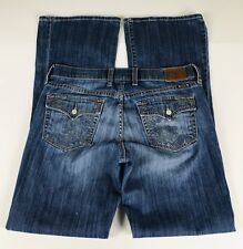 Lucky Brand Sweet N Low Jeans Women��s Size 6/28 Used #D1