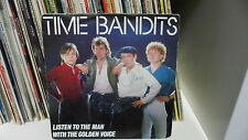 "TIME BANDITS "" THE MAN WITH THE GOLDEN VOICE"" 7"" HOLLAND"