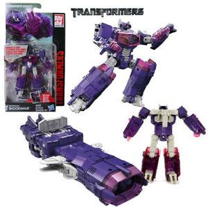 Transformers Generations Combiner Wars Legends Shockwave Figure 8CM Toy New