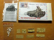 AER 7247 1/72 Russian Soviet WWII T-60 Tank Resin Out of Production