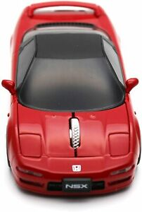 [From Japan] Cassette Automotive Wireless Mouse HONDA NSX Red