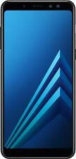 Samsung GALAXY a8 2018 SINGLE SIM BLACK-OTTIMO STATO sm-a530