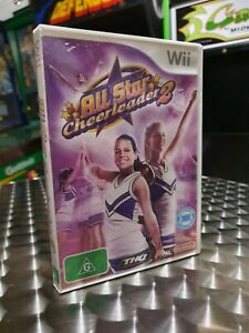 All Star Cheerleader 2 - Nintendo Wii Game - With Manual
