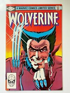 Marvel Comics Wolverine #1 (1982) Comic Book