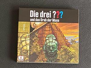 Doppel-CD Die drei ??? und das Grab der Maya (Special, 2020) - Neuwertig!