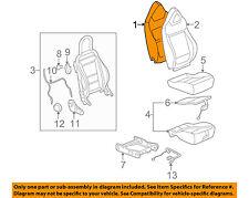 GM OEM Front Seat-Back Cushion Foam Pad Right 15943222