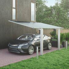 Ximax Aluminium Carport Swingline Bausatz Freihstehend 531x275cm Edelstahl-look