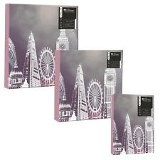 "Home Collection Travel London Holiday Scene Slip In Photo Album - 4x6"" or 5x7"""