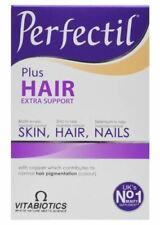 Cabello Suplemento de Vitamina múltiple Perfectil Plus para la piel cabello y uñas 60 comprimidos