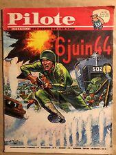 PILOTE - T241 : 4 juin 1964