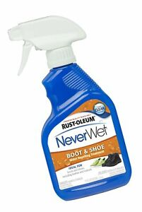 Rust-Oleum 280886 NeverWet 11-Ounce Boot and Shoe Spray, Clear 1