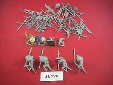 Warhammer guerreros Lagarto 6x, 2x skinks + Bolsa De Bits Plástico Ref JG720