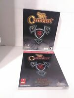 Dark Age Of Camelot Big Box Game Complete w/ Poster & Strategy Guide Fast Ship!