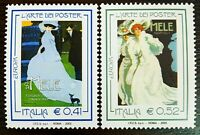 Italy 2003 Stamps Europe The Art of the poster MNH #627