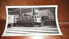 1939 Indiana Serv Corp Photo No. 5 Wooden Snow Sweeper-Spy Run Yard, Ft. Wayne
