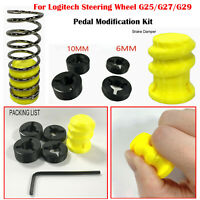 Pedal Modification Kit Accessories Part For Logitech Steering Wheel G25 /G27/G29