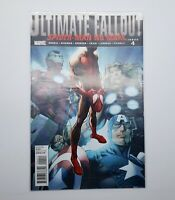 Ultimate Fallout #4 1st Print Mark Bagley With Polybag Miles Morales