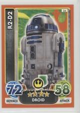 2016 Star Wars: Force Attax Trading Card Game The Awakens Base #24 R2-D2 0w6