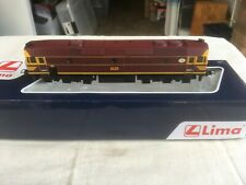 Lima Brown NSW 42213 Diesel loco in HO scale.