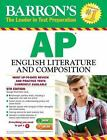 Barron's AP English Literature and Composition, 6th Edition by George...