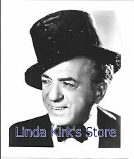 Ted Lewis Promotional Photograph Head Shot Top Hat Bow Tie