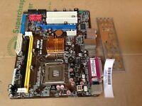 ASUS P5N73-AM - motherboard - micro ATX - LGA775 Socket DDR2 SDRAM + I/O Plate