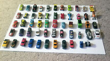 Lot of 55 Diecast & Other Toy Vehicles - Hotwheels, Matchbox, Nascar, Others