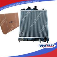 For Honda Civic radiator Civic EG/EH/EK CRX/HRV 26mm alloy core AUTO AT/MT 91-01