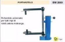 PORTAROTOLO CATENA MOTOSEGA porta rotolo applicco UNIVERSALE PROFESSIONALE