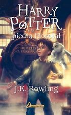 Harry Potter y la piedra filosofal (Spanish) Paperback by J. K. Rowling