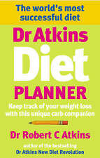 Dr Atkins Diet Planner: Keep Track of Your Weight Loss with This Unique Carb Com