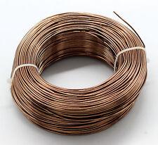popular color alumina wire 18Gauge 1.0mm fit Arts Weaving Crafts 10m-100m