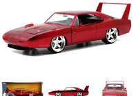 Jada Toys Fast & Furious Dom's Dodge Charger Daytona DIE-CAST Car, 1: 24 Scal...