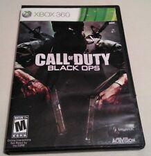 Call of Duty: Black Ops (Microsoft Xbox 360) Gently Used
