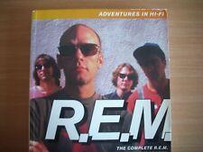 REM R.E.M. Adventures In Hi-Fi - The Complete R.E.M. (Rob Jovanovic, Tim Abbott)