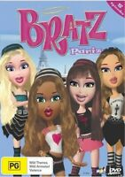 Bratz - Pariz : Vol 5 (DVD, 2007)