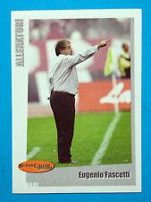 PANINI SUPERCALCIO 2000/2001-Figurina/Sticker-n.41-FASCETTI-ALLENATORI-New