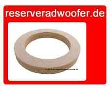 """MDF Ring Holzring 19mm für 165mm / 6,5"""" / 16 cm Lautsprecher"""