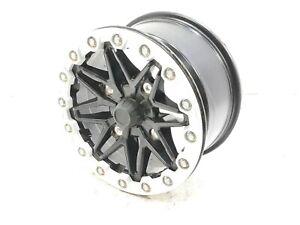 """20 Kawasaki KRX Teryx 1000 KRF1000 15"""" Wheel Rim w/ Beadlock STRAIGHT 49058-0706"""