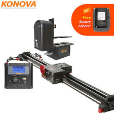 Konova K2 60cm Motorized Camera Slider + Smart Head + Smart Controller