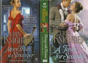 Erin Knightley  Sealed With A Kiss Trilogy
