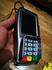 VERIFONE VX820 Contactless CHIP PIN DEVICE, WITH CABLES & Privacy SHIELD