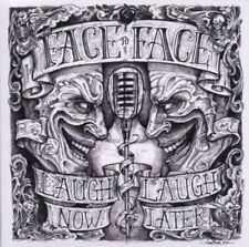 Face to Face - Laugh Now...Laugh Later +2 BONUSTRACKS CD NEU OVP