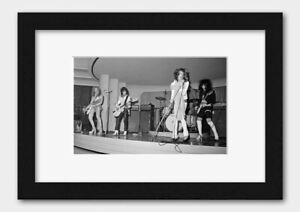 The New York Dolls - Live at the Biba Party 1973 Print 1