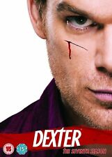 "DEXTER - The Seventh Season [DVD-2013, 4-Disc] Region 2. ""HE SAW. SHE SAW.""*****"