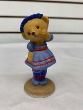 The Franklin Minf Fine Porcelain Figurine Bonnie Lou Simpson