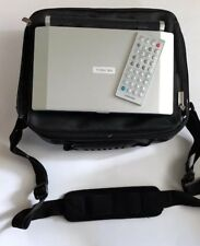 Toshiba Portable DVD Player SD-P2600 with Targus Travel Bag - NO BATTERY
